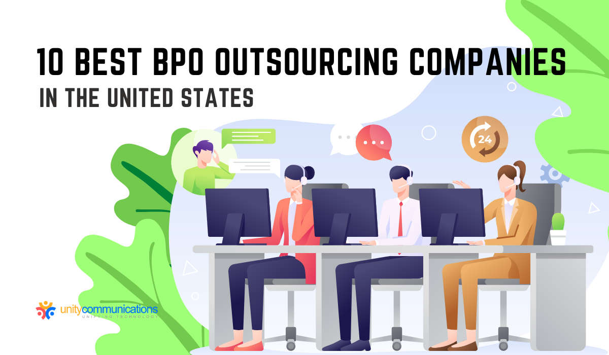 These are the Best BPO Outsourcing Companies in the USA - featured image